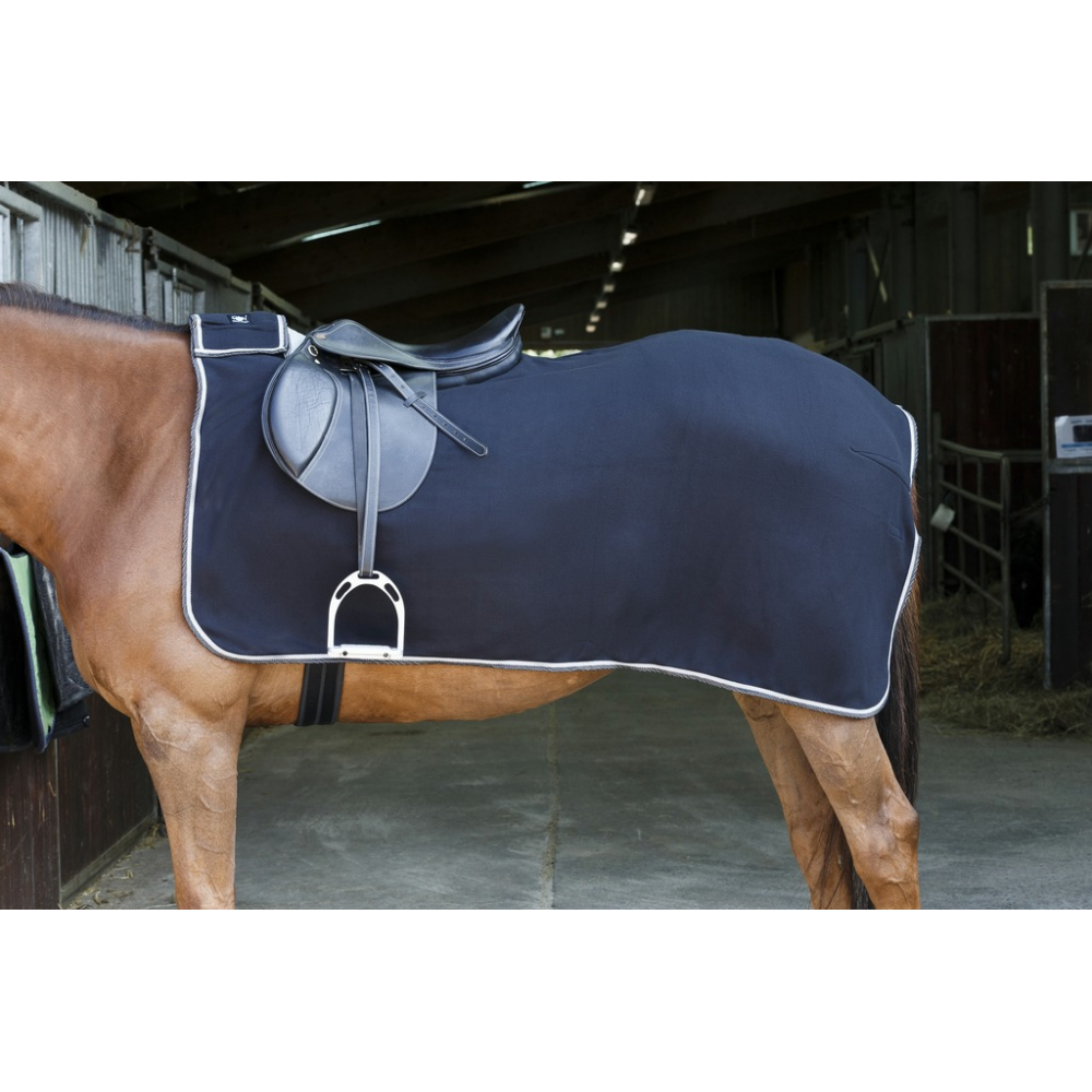 Couvre-reins Riding World polaire