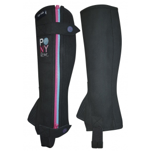 Equi-Kids Pony Love half chaps - Children