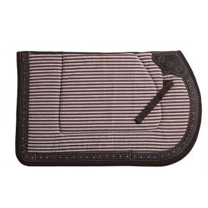 Tapis Repukhara coton/cuir