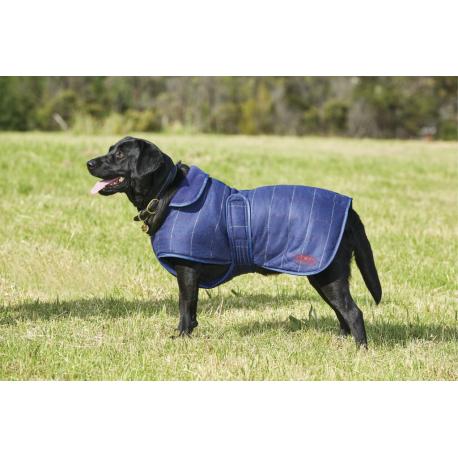 Couverture Weatherbeeta Tweed pour chien