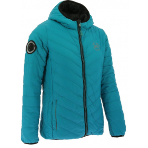 Reversible padded jacket TRC 85 with hood - Child