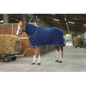 Riding World Combo Polar Fleece Decke