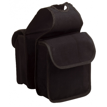 Western Pommel Saddle Bags Small Size