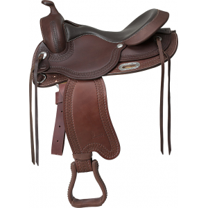 Randol's Denver Western saddle