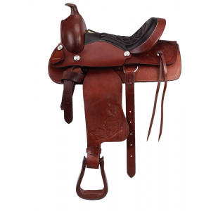 """Kansas"" Western saddle..."