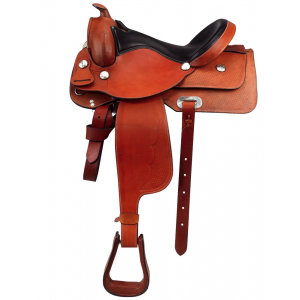 Randol's Texas Western saddle