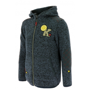Equi-Kids PonyRider Fleece with hood - Children