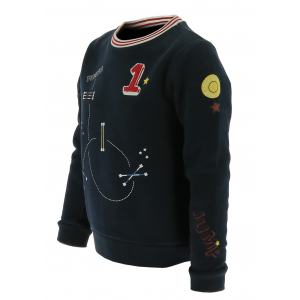 Equi-Kids PonyRider Sweatshirt with badges - Children