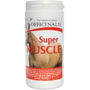 "OFFICINALIS® ""Super Muscle"" Ergänzungsfuttermittel"