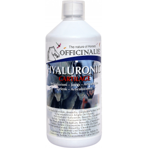 "OFFICINALIS® ""Hyaluronic Cartilage"" Ergänzungsfuttermittel"