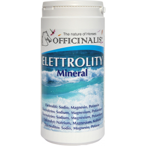 "Additional food ""Electrolytes & Minerals"" OFFICINALIS"