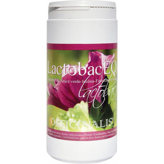 Aliment complémentaire Officinalis Lactobac EQ