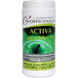 "Additional food "" Activated 6L "" OFFICINALIS"