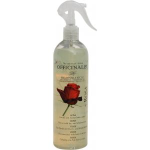 Shampoing sec Officinalis Rose