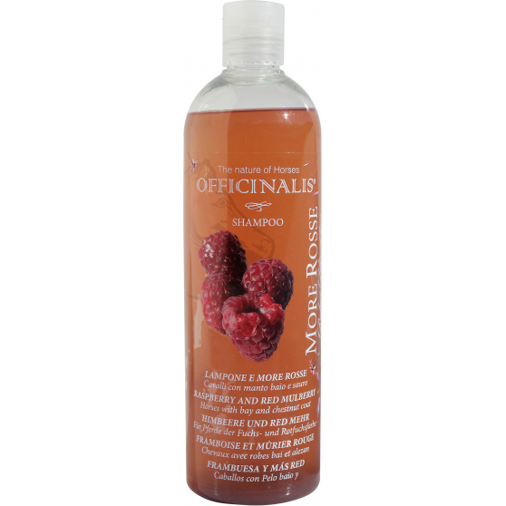 Shampoing Officinalis Framboise & Mûre