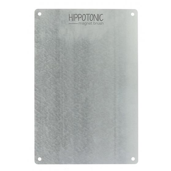Plaque Hippo-tonic Magnet Brush