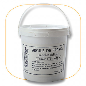 Argile de France Viscositol 5 kg