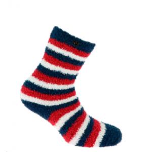Equi-Kids Chenille Socken -...