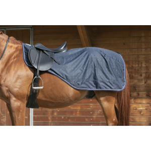 EQUITHEME Tyrex 600D fleece-lined exercise sheet
