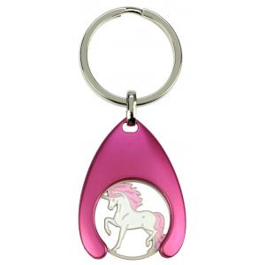 Unicorn Token Keychain