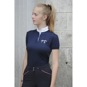 "Pénélope KA-Turnier-Polo ""Madrid"" - Damen"