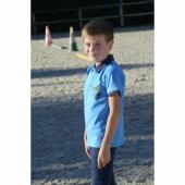 Polo Equi-Kids Cowboy
