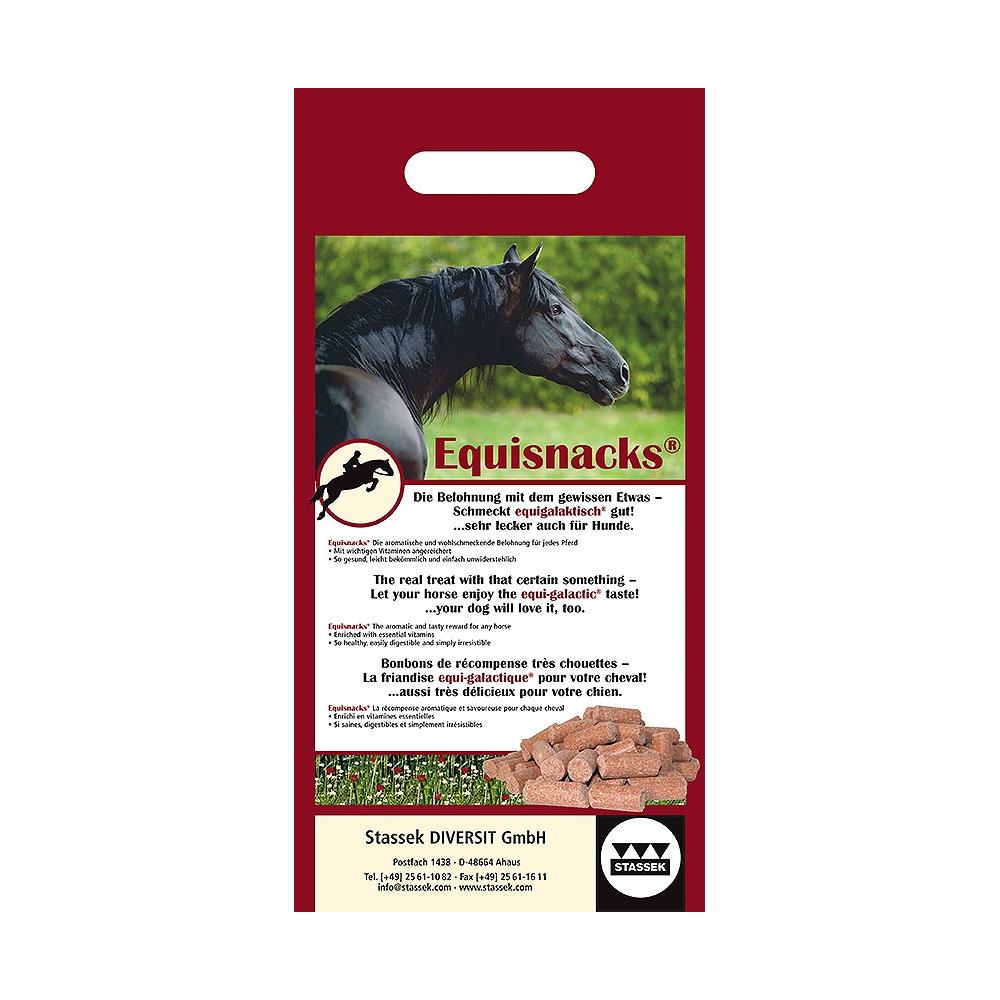 Friandises Equisnacks pour chevaux