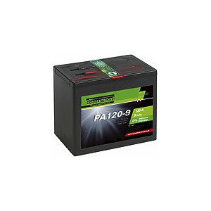 Alkaline battery 120