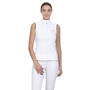 Equit'M Sleeveless polo...
