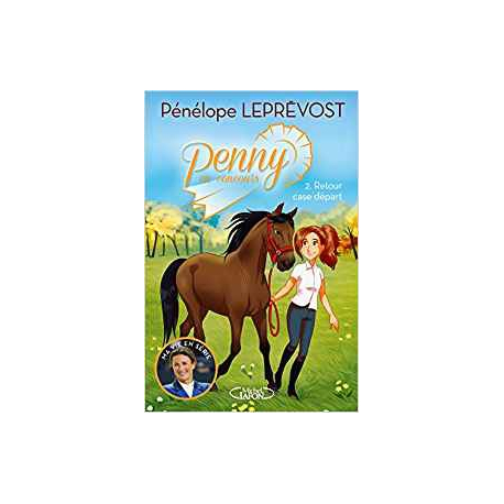 Penny en concours - Retour case départ