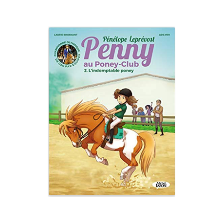 BD Penny, Tome 2 - L'indomptable poney