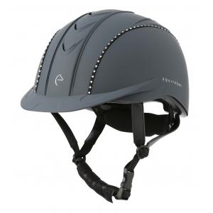 EQUITHÈME Compet Cristal Helmet