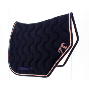 Pénélope Piping Sport saddle pad