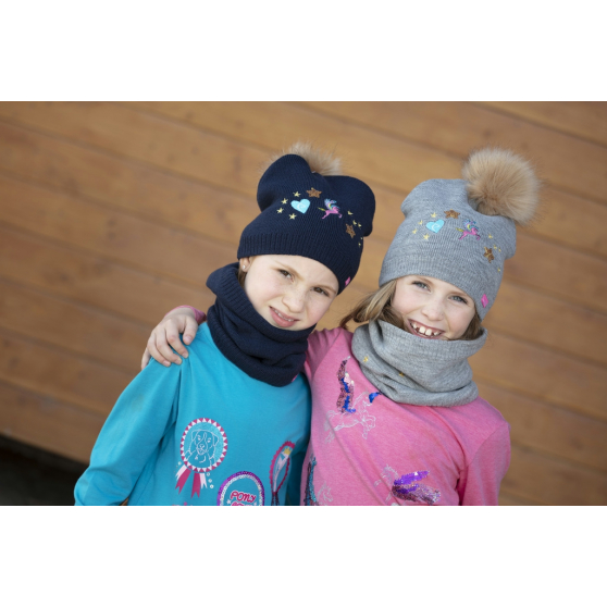 Bonnet Equi-Kids Joly  enfant