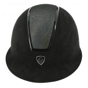 EQUITHÈME Glint Moiré Helmet