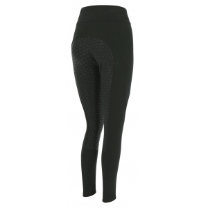 EQUITHÈME Dolomyt softshell breeches full silicone - Ladies