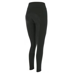 Pantalon EQUITHÈME Dolomyt fond silicone - Femme