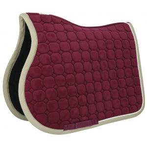 Saddle pad EQUITHÈME Velvet...