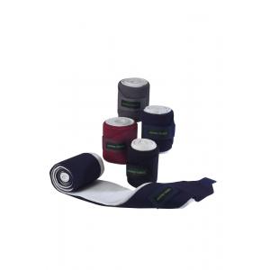 Elastische Hippo-Tonic Arbeitsbandagen mit integrierter Unterlegbandage