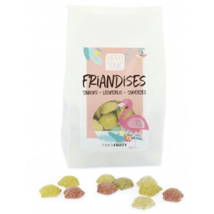 Bonbons pour chevaux Hippo-Tonic - Pink'n Fruity
