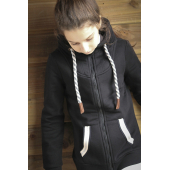 Sweat zippé Pénélope Comète - Enfant