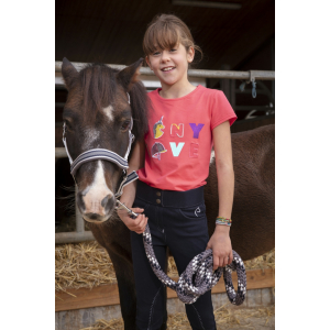 Equi-Kids Cloé T-shirt - Kinder