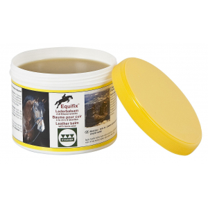 Leather balm with bees-wax...