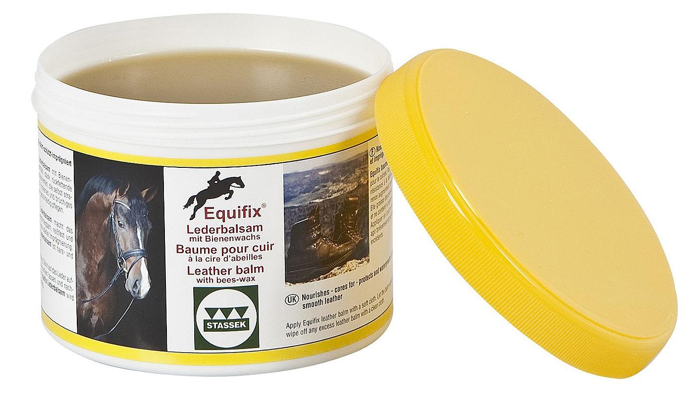 Equifix Baume pour cuir à la cire d'abeilles - HUILES ET BAUMES - PADD