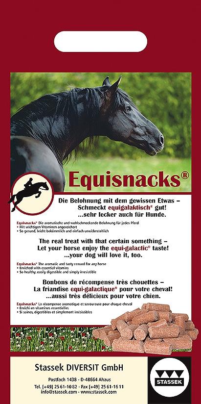 Equisnacks Bonbons Pour Chevaux