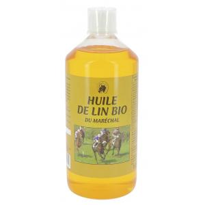 Organic linseed oil du Maréchal