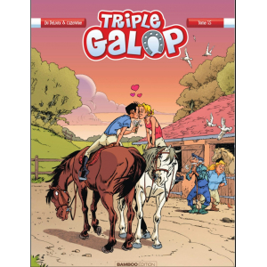 Triple Galop - BD : Tome 15