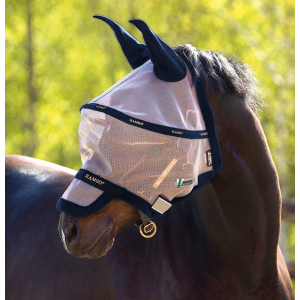 Masque anti-mouches...
