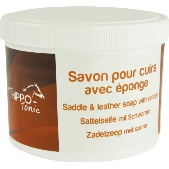 Hippo-tonic Savon pour cuir