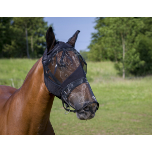 EQUITHÈME 2 in 1 Fly mask